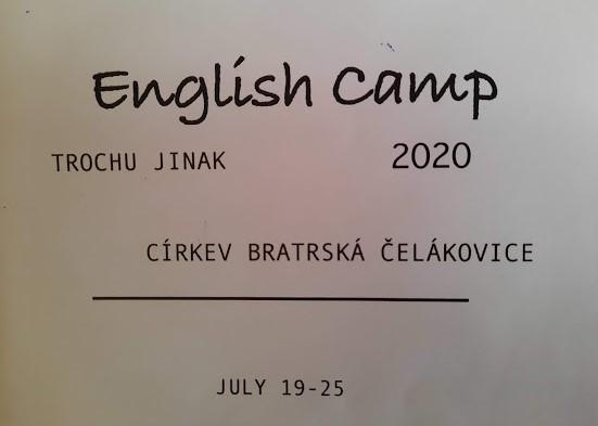 English Camp 2020